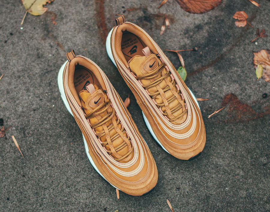 "AV7027-200 ナイキエアマックス97″Muted Bronze""/Nike Air Max 97 ""Muted Bronze"""