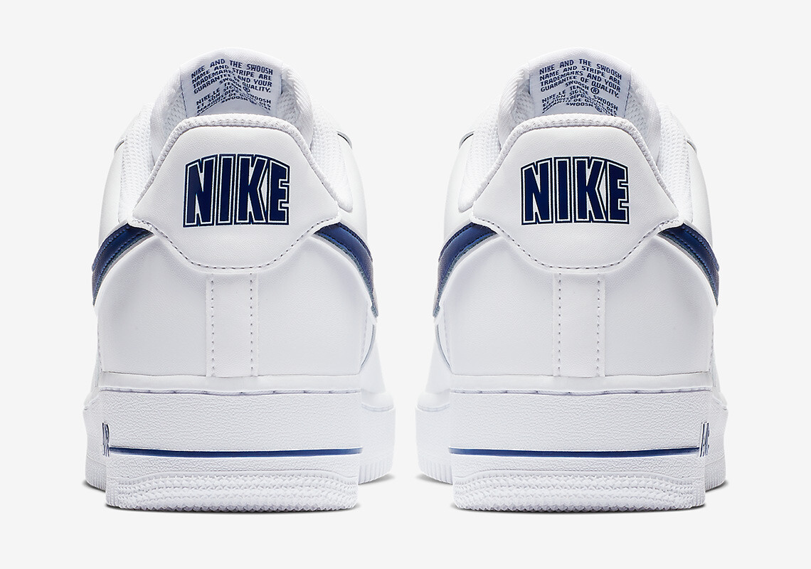 AO2423-103 ナイキエアフォース1ホワイト/ブルー – Nike Air Force 1 WHITE/BLUE