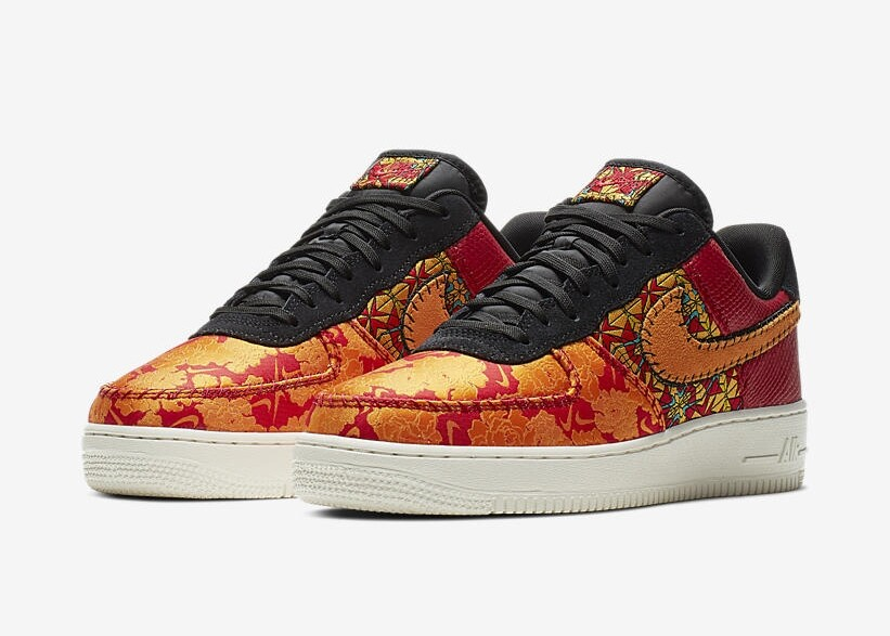 AT4144-601 ナイキエアフォース1ローチャイニーズニューイヤー/NIKE AIR FORCE 1 LOW CHINESE NEW YEAR