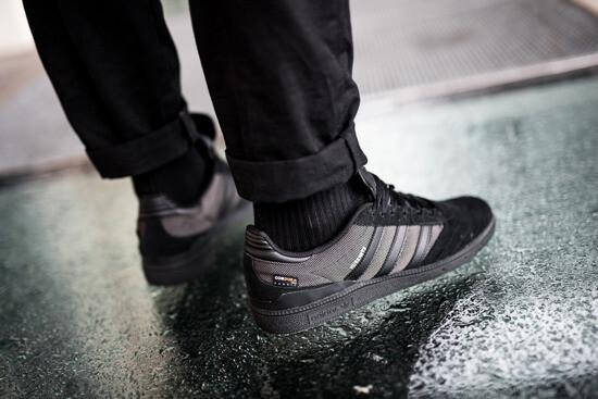 DB3125 アディダスオリジナルスブセニッツコアブラック/adidas Originals BUSENITZ CORE BLACK