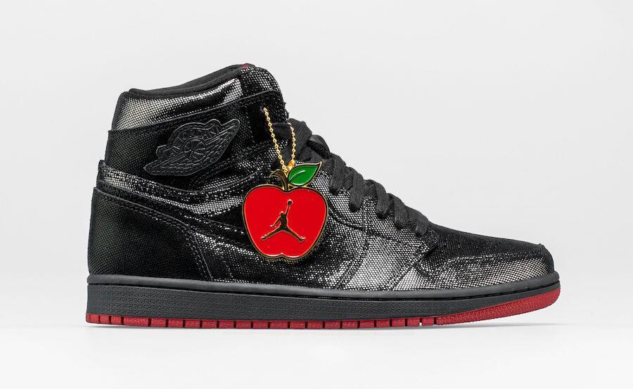 CD7071-001 ナイキエアジョーダン1ハイOGブラック/レッド-Nike Air Jordan 1 High OG BLACK/RED
