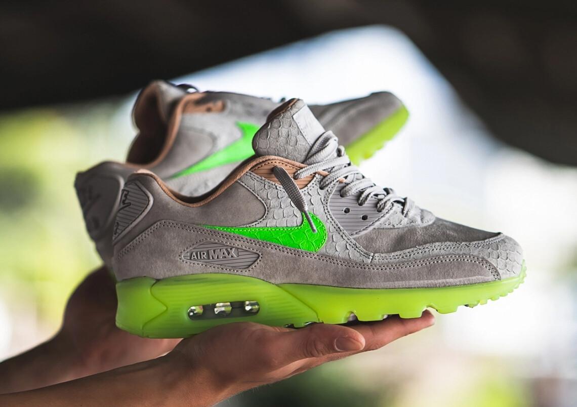 ナイキエアマックス90ニュースピーシーズ/Nike Air Max 90 New Species(CQ0786-001)