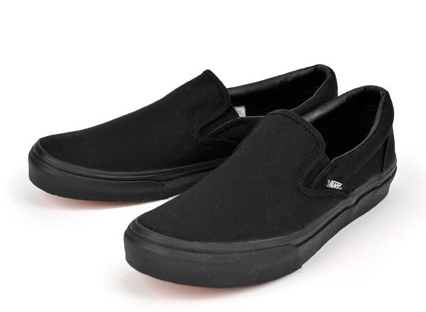 スニーカー 黒