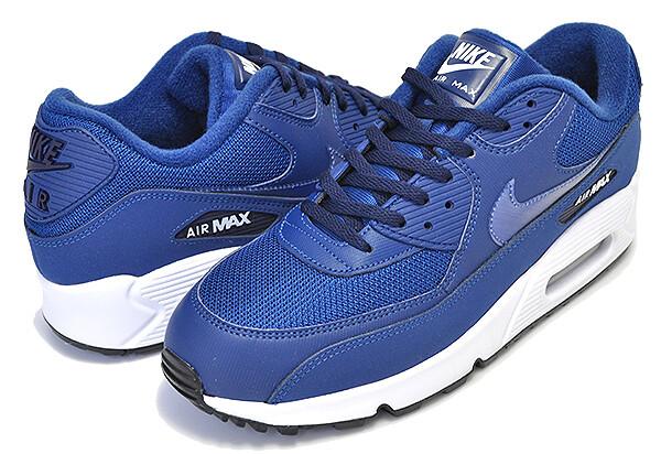 エアマックス90 青 ブルー